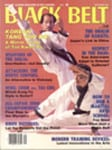 Black Belt Magazine Cover 1984-09