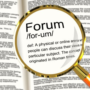 forum-definition-magnifier-showing-a-place-or-online-arena-for-discussion-a_GyxniXwO