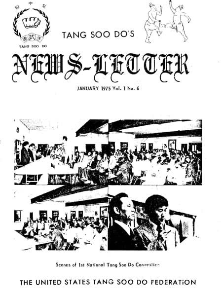 1975 Pre-Federation Newsletter Issue