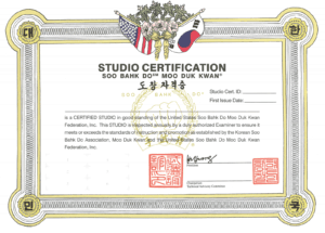 Studio Certificate 1600x1145