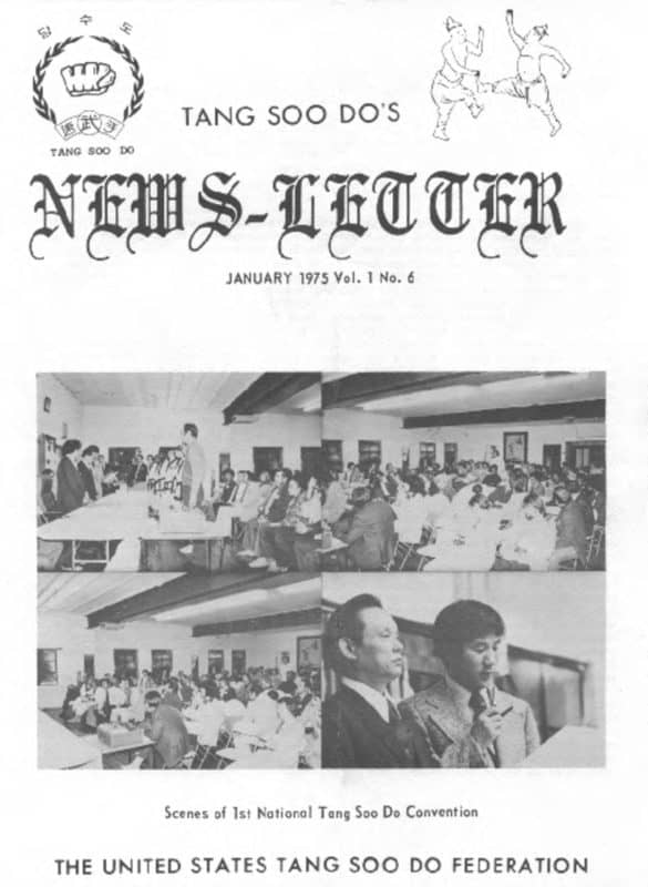 thumbnail of 1974 11 30 Usa Moo Duk Kwan Federation Formation Convention Report Newsletter