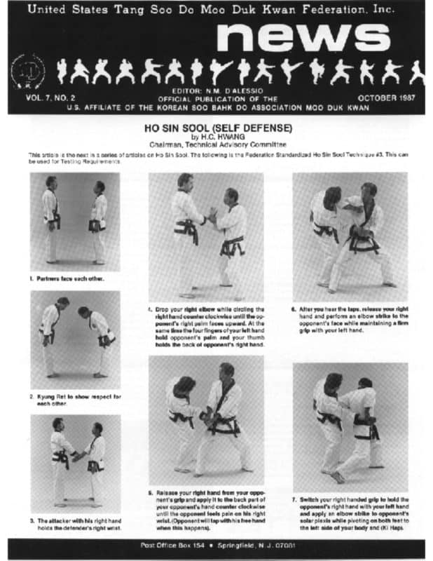 thumbnail of 1987 10 Usa Moo Duk Kwan Federation Newsletter