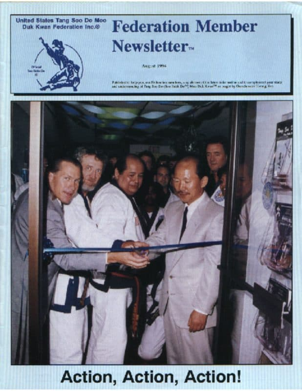 thumbnail of 1994 08 Usa Moo Duk Kwan Federation Newsletter