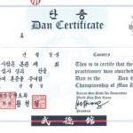 Is There A 10th Dan In The Moo Duk Kwan®?