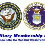 U.S. Military Membership Program