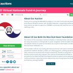 Foundation Auction Now Underway
