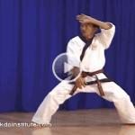 Moo Duk Kwan Yuk Ro Du Moon Hyung Video By H.C. Hwang