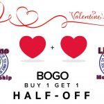 BOGO Before Valentine's Day