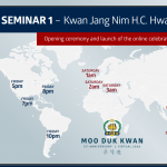 Worldwide Moo Duk Kwan Celebration Launches In A Few Hours