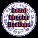 Board Director Election Ballot 2020